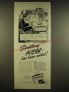 1941 Old Gold Cigarettes Ad - Something new has been added