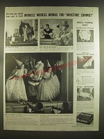 1939 Modess Sanitary Products Ad - The news has spread from coast to coast
