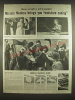 1939 Modess Sanitary Products Ad - Women everywhere will be grateful!