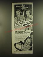 1939 Lux Soap Advertisement - Madeleine Carroll Ad