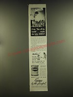 1939 Cocomalt Drink Ad - If she flies off the handle.. Maybe she lacks energy