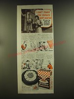 1939 Shredded Ralston Cereal Ad - I can't thank you enough Aunt Agatha