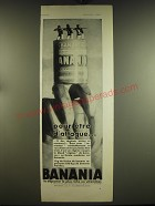 1932 Banania Drink Ad - in French - Pour etre d'attaque