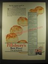 1926 Pillsbury's Best Flour Ad - End the constant search for something new