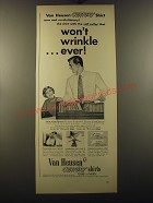 1950 Van Heusen century Shirts Advertisement - New and Revolutionary