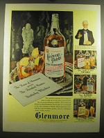 1938 Glenmore Kentucky Tavern Bourbon Ad - The House of Glenmore presents