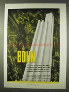 1947 Bohn Aluminum Ad - Used in Sky-Scrapers
