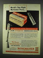 1947 Winchester Model 52 Rifle, Smokeless EZXS Ad