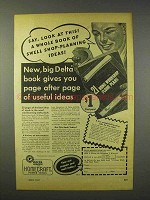 1947 Delta Homecraft Power Tools Ad - Shop-Planning