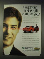 1995 Enterprise Rent-a-Car Ad - I'll Come Get You