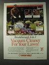 1994 Troy-Bilt Chipper/Vac Ad - Vacuum Cleaner for Lawn