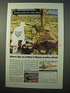 1952 Tucson Arizona Ad - Dreading Cold, Dark Days?