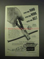 1951 Crescent Tools No. 2100 8-inch Lineman's Pliers Ad