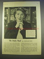 1955 Daily Mail Ad - Featuring Enid Blyton