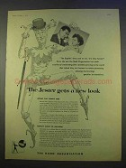 1955 The Rank Organisation Ad - The Jester Movie