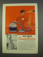 1955 Hoover Constellation Vaccum Cleaner Ad