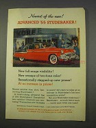 1955 Studebaker Car Ad - Newest of the New!