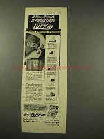 1949 Lufkin Radius Gages Tool Ad - A New Principle