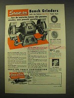 1949 Snap-On Tools Bench Grinder Ad