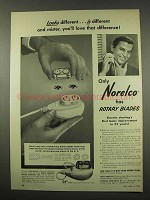 1956 Norelco Model SC7759 Electric Shaver Ad - Love