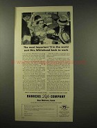 1956 Bankers Life Company Ad - Back To Work