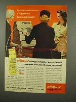 1956 NCR Automatic Change Computer Ad - Figures