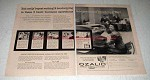 1956 Ozalid Direct Copy System Ad - End Repeat Writing