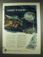 1948 Reynolds Aluminum Ad - Alchemy in Alabama
