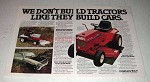 1979 Gravely 8183-T Riding Tractor Ad
