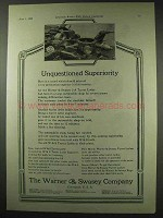1922 Warner & Swasey 3-A Turret Lathe Ad