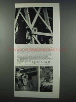 1962 Questar Advertisement - Telescope