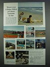 1962 Southern California Ad - Discover Vacationlands