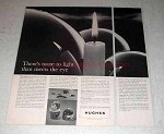 1962 Hughes Aircraft Ad - Infared - More to Light