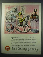 1960 Lemon Hart Rum Ad - Suitable Christmas Presents