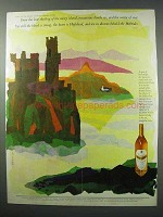 1960 Grant's Scotch Ad - Lone Sheiling of Misty Island