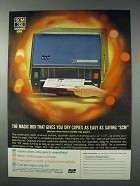 1963 Smith-Corona 33 Electrostatic Copier Ad - Magic