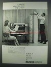 1963 Bruning Revolute Starlet Copier Ad - The Latest