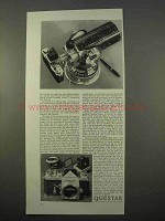 1963 Questar Telescope Ad - Nikon F Camera - Satisfactory