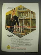 1963 Universal Oil Products Ad - Supermarket Refiners