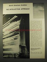 1963 North American Aviation Jupiter Missile Ad