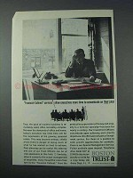 1963 Boston Safe Deposit and Trust Ad - Concentrate