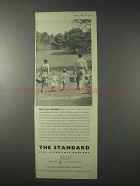 1959 The Standard Life Assurance Company Ad - Started