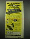 1957 Weaver K4 Scope Ad - Fixed Reticule