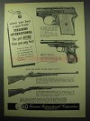1956 F.I. Ad - Astra Model 202 Pistol; Star Model F +