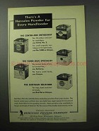 1956 Hercules Powder Ad - For Every Handloader