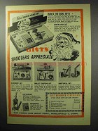 1955 Lyman Quick-Load Set Ad - Shooters Appreciate