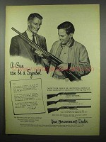 1955 Browning Shotgun Ad - Automatic-5