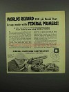 1955 Federal Primers Ad