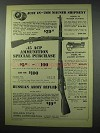 1954 Golden States Arms Ad - 95 Mauser; 7.62mm Moisin