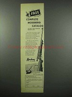 1954 Mossberg Rifle Ad